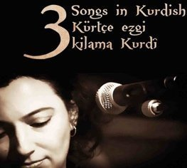 three songs in Kurdish cover