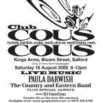 cous cous flyer 2008