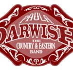 Paula Darwish logo burgundy